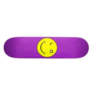Smiley de LA Skateboard Old School 18,1 Cm