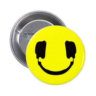 Smiley du DJ Pin's
