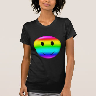 smiley du gay pride 3D T-shirt