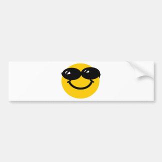 Smiley frais de type autocollant pour voiture