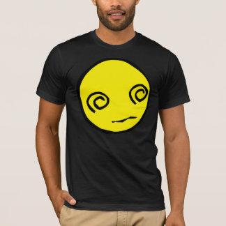 Smiley gaspillé 2 t-shirt