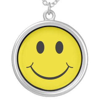 Smiley Pendentif Rond