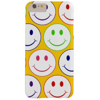 Smiley personnalisables coque iPhone 6 plus barely there