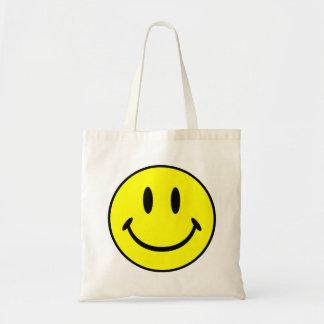 Smiley Sac De Toile
