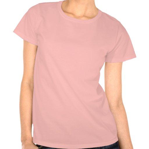 Smiley V1 d'arc-en-ciel T-shirts