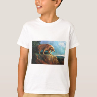 smilodon t-shirt