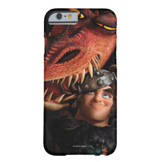 Snotlout et Hookfang Coque iPhone 6 Barely There