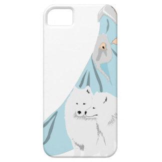 snowqueen coques Case-Mate iPhone 5