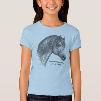 Société d'épi de poney de gallois t-shirt