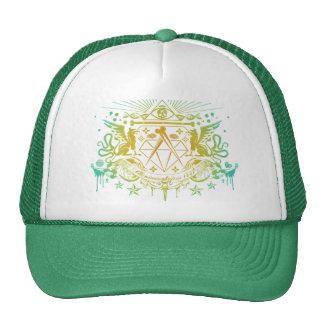 Société secrète casquette