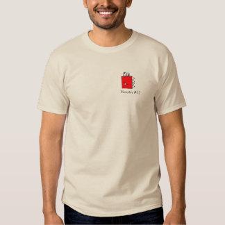 Société T de boîte Ltd de monstre T-shirt