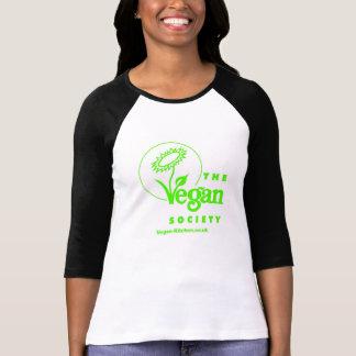 Société végétalienne t-shirt