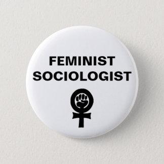 Sociologue féministe pin's