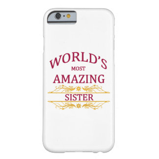 Soeur extraordinaire coque barely there iPhone 6