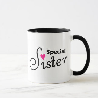 Soeur spéciale mug