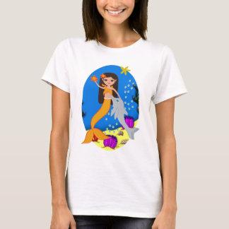 Sofia le T-shirt de sirène