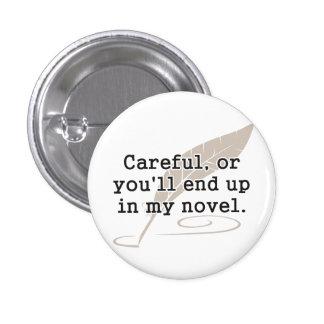 Soigneux, ou vous finira dans mon auteur nouvel badges