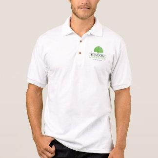 Soin de pelouse et chemise d'aménagement polo