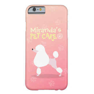 Soin des animaux familiers reposant l'illustration coque iPhone 6 barely there