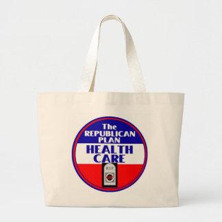 Soins de santé grand sac