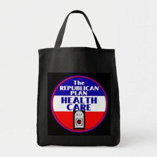 Soins de santé sac fourre-tout