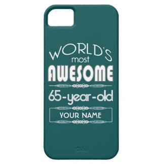 soixante-cinquième D'anniversaire des mondes Coque iPhone 5