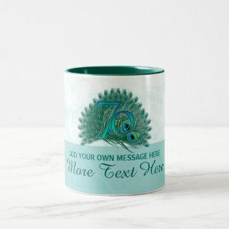 Soixante-dixième tasse élégante customisée des
