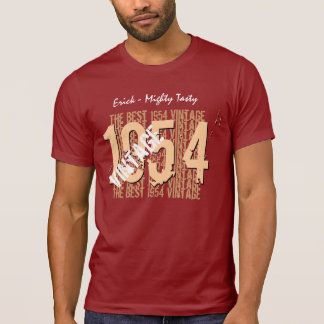 soixantième Cadeau d'anniversaire meilleur cru A T-shirts