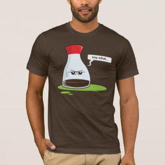 Soja ce qui t-shirt