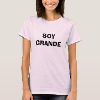 Soja grand t-shirt