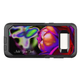 Solarized s'est levé par Shirley Taylor Coque Samsung Galaxy S8 Par OtterBox Commuter