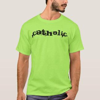 Soldat catholique du seigneur T-shirt