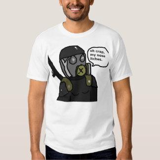 soldat de la cavalerie de SAS T-shirt