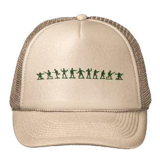 Soldats de jouet classiques casquettes