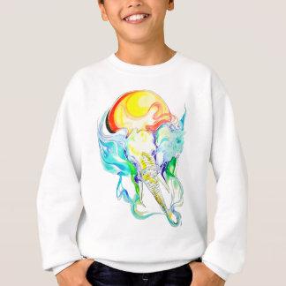 soleil d'éléphant sweatshirt