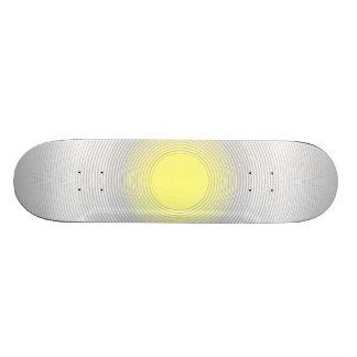 Soleil minimaliste de Digitals Plateaux De Skateboards Customisés