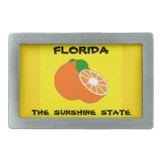 Soleil State.jpg de la Floride Boucles De Ceinture Rectangulaires