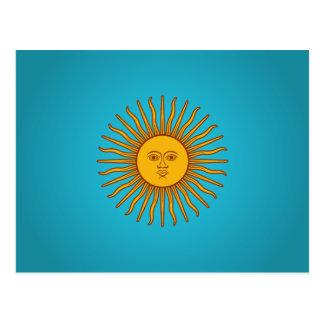 Solénoïde argentin De Mayo Carte Postale