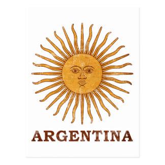 Solénoïde De Mayo Argentine Cartes Postales