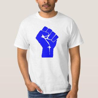 Solidarité pour le changement t-shirt