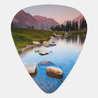 Solitude de lac onglet de guitare