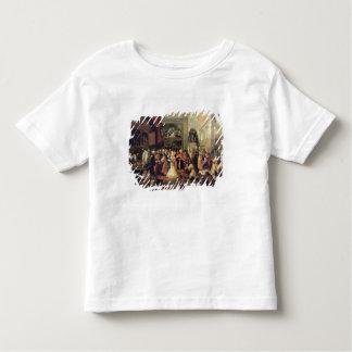 Solomon dans le trésor du temple, 1633 t-shirt pour les tous petits