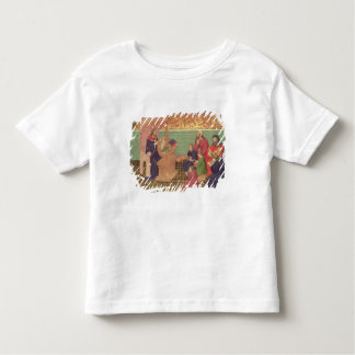 Solomon dicte les proverbes t-shirt pour les tous petits