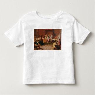 Solomon et ses femmes t-shirt pour les tous petits