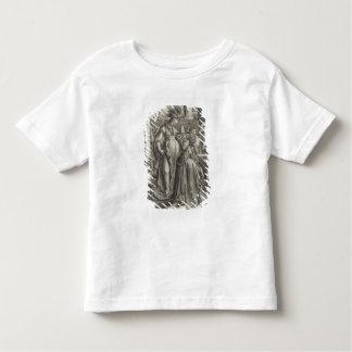 Solomon prie devant une image gravenne, c.1514 t-shirt pour les tous petits