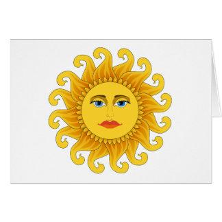 solstice d'été cartes