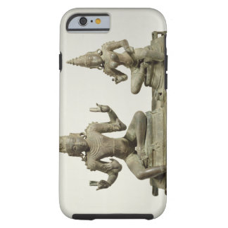 Somaskanda, Chola, Tamil Nadu (bronze) Coque Tough iPhone 6