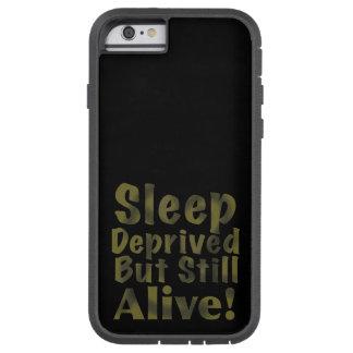 Sommeil déshérité mais encore vivant dans des coque iPhone 6 tough xtreme