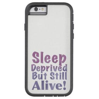 Sommeil déshérité mais encore vivant dans des coque tough xtreme iPhone 6