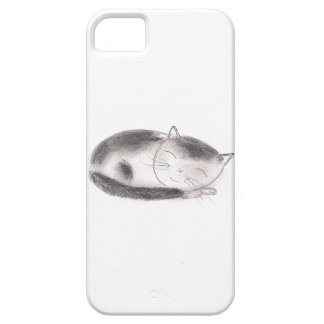 Sommeil Kitty Coque iPhone 5